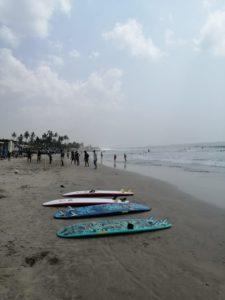 Surf in Kokrobite